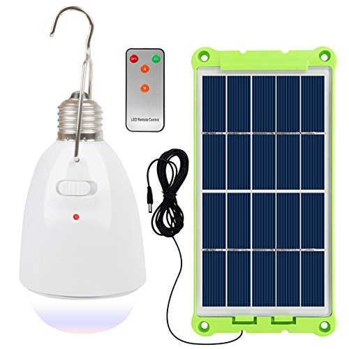 Solar Led Bulb Light in US - 8