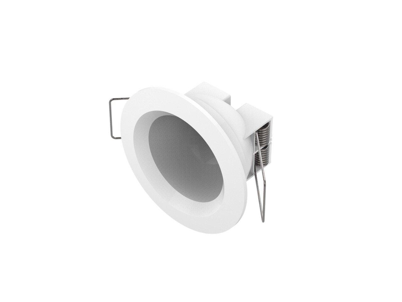 philio Redonda rasante empotrable para Fibaro Motion Sensor y philio Motion Sensor Philio Tech PHI_SPSP05-C