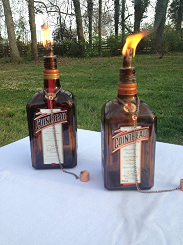 cointreau-orange-liqueur-bottle-tiki-torch-oil-lamp-two-outdoor-lighting-garden-decor-wine-decor