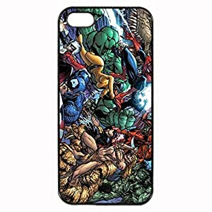 Marvel superheroes Custom Image Case iphone 4 case , iphone 4S case, Diy Durable Hard Case Cover for iPhone 4 4S , High Quality Plastic Case By Argelis-sky, Black Case New