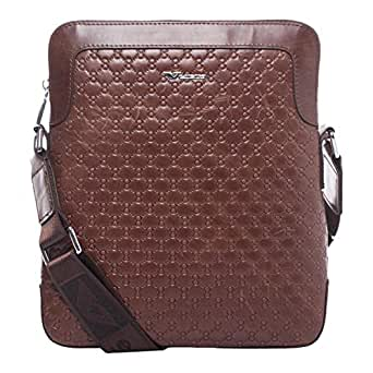 Venus Accessorie V53435 Fashion Backpack for Men - Leather, Coffee