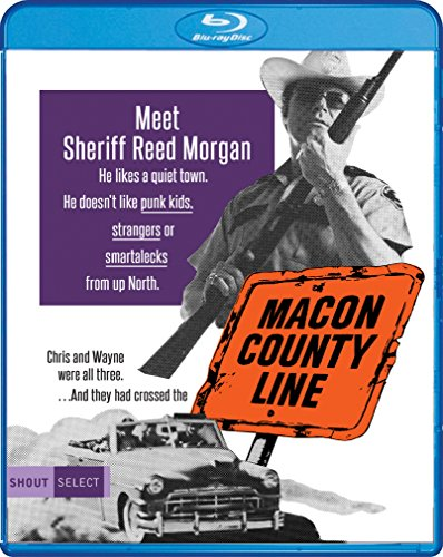 (Macon County Line [Blu-ray] )