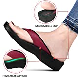 AEROTHOTIC Women's Comfortable Orthotic Flip-Flops