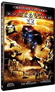 Alien Evolution 2 [Francia] [DVD]