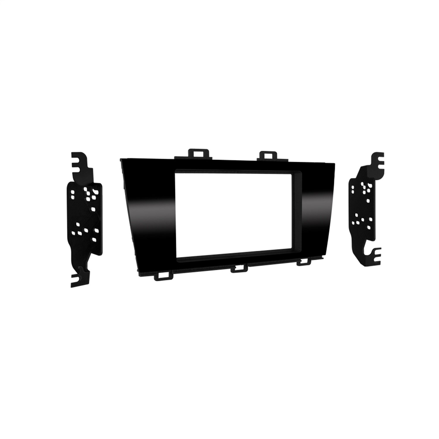 Metra 95-8906HG Double DIN Dash Kit for 2015-UP Subaru Legacy /Outback (Black)