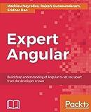 img - for Expert Angular book / textbook / text book