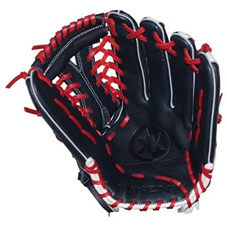 Miken KO Series Slowpitch Modified Trap Web Pattern Fielding Glove
