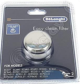 Amazon.com: Delonghi 7313286889 Filter Holder Assembly: Home ...