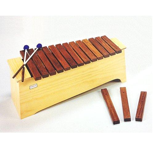 XILOFONO DIATONICO - Honsuy (Xilofono Alto Diatonico) Do/La (Madera Sucupira de Brasil) (49060) T