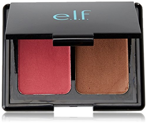 E L F Cosmetics Aqua Beauty Aqua-Infused Blush Bronzer Bronzed Pink Beige 0 29 oz 8 5 g