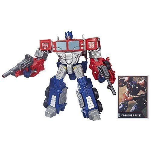 Nceonshop(TM) Transformers Generations Combiner Wars Voyager Class Optimus Prime Figure New ()