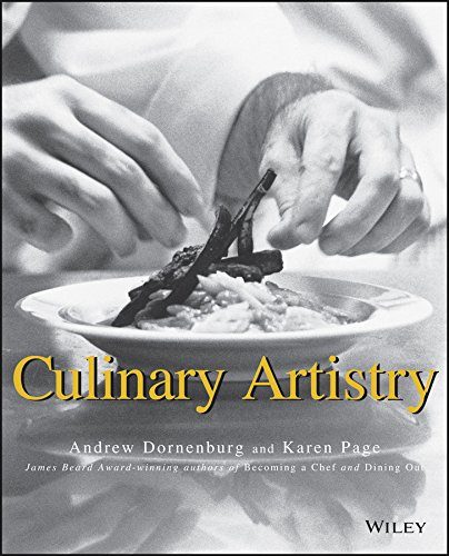 Culinary Artistry by Andrew Dornenburg, Karen Page