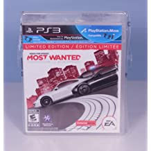 Need for Speed: Most Wanted (Limited Edition) - PlayStation 3