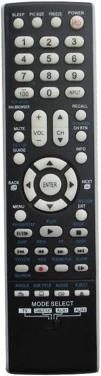 Hotsmtbang Replacement Remote Control For Toshiba CT-885 23HL85 42HP16 42HP66 34FH85 26HF85 CT-8009 42HP86 30HF66 DLP Projection HDTV TV