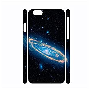 Beautiful Natural Series Galaxy Pattern Cover Skin for Iphone 6 Case - 4.7 Inch
