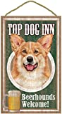 (SJT27930) Corgi, Top Dog Inn 10