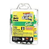 Instant Adhesive, Gel, 2g Tube, Pk 12 by Super Glue