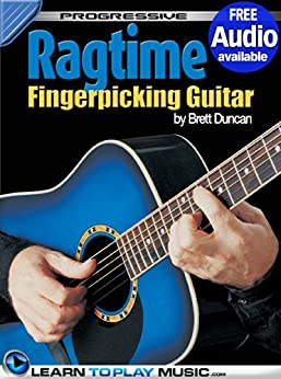 ragtime fingerstyle guitar lessons teach yourself how to play guitar free audio available. Black Bedroom Furniture Sets. Home Design Ideas