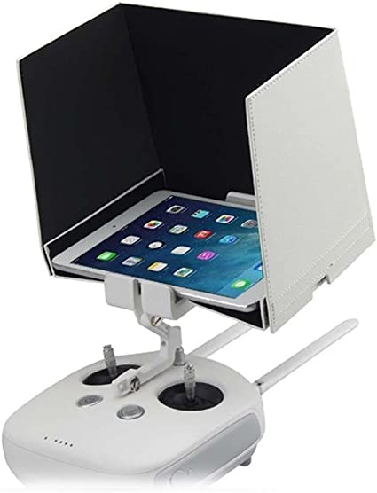 Remote Control Sunshade Monitor Sun Hood Cover fits for DJI Mavic Pro Drone