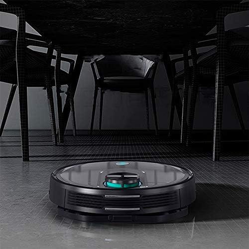 Aspirateur Strong Succion Sweeping Robot Laser De Charge Automatique