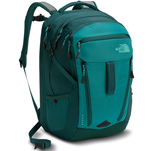 The North Face Women's Surge Backpack Harbor Blue/Atlantic Deep Blue