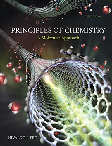 Principles of Chemistry: A Molecular Approach (3rd Edition) Pdf
