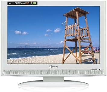 Funai LT6-M19WB - Televisión HD, Pantalla LCD 19 pulgadas- Blanco: Amazon.es: Electrónica