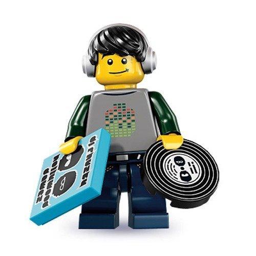 Firestar Series - LEGO Minifigure Series 8 DJ (8833)