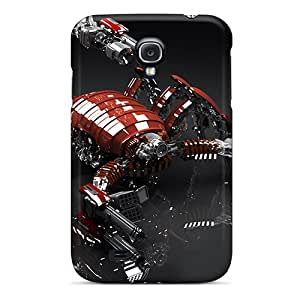 Awesome Death Scorpion Flip Case With Fashion Design For Galaxy S4