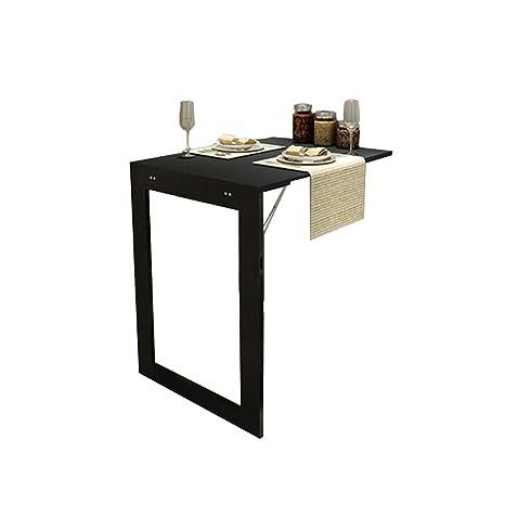 Nero Piccolo Tavolo Quadrato, Tavoli per Cucina E Sala da ...