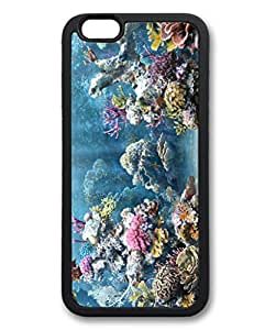 iCustomonline iPhone 6 A Glamorous Sea World Protective Rubber Case for iPhone 6 (for 4.7 inch)
