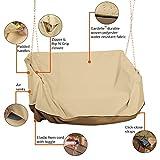 Classic Accessories Veranda Water-Resistant 56 Inch Porch Swing Cover