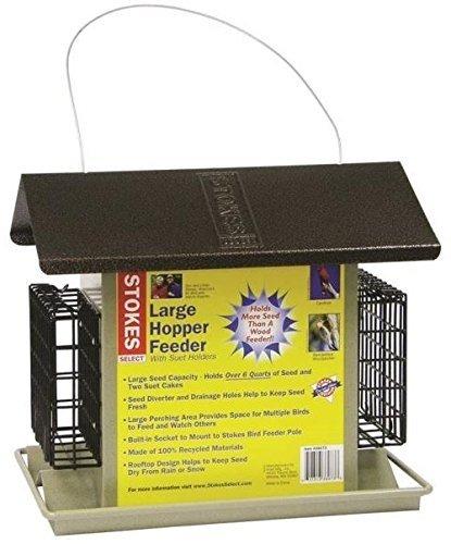 ZEE MANUFACTURING 38111 O3026945 Platform Bird Feeder