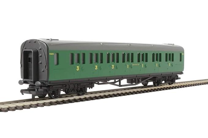 Hornby Gauge Railroad Sr 4/Rueda Entrenador