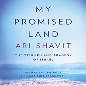 My Promised Land Audiobook
