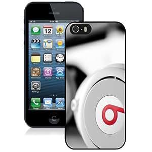 Customized Phone Case White Beats Headphones iPhone 5s Wallpaper