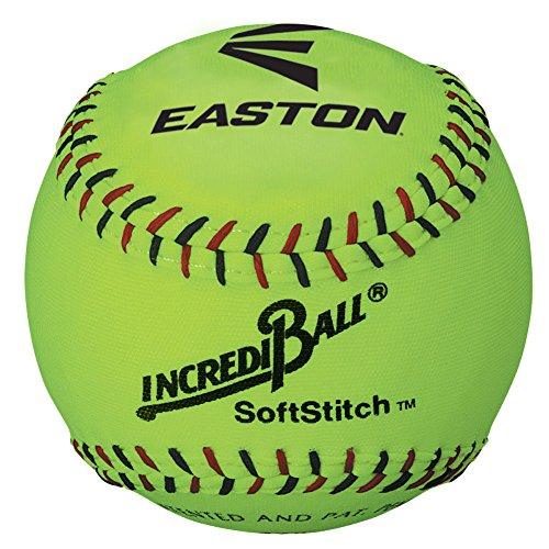 Easton Incrediball 12' Neon SoftStitch Training Softball