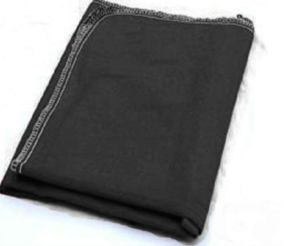 3 New Black Fender Cover seat Protector auto Mechanic Flannel 26 x 55