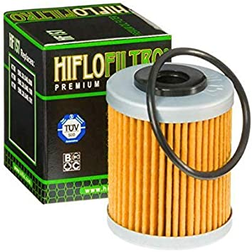 Ktm 400 Exc Racing 04 05 400 Exc 06 07 Hiflo Hochleistung Ölfilter Qualität Original Oe Hf157 Auto