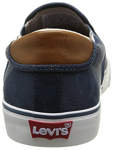 Levi's Justin 223287 860 - Zapatillas Hombre Azul (19)