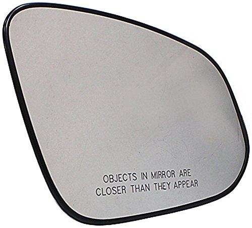 Dorman 56076 Chevrolet//GMC Passenger Side Plastic Backed Door Mirror Glass