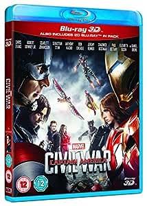 Captain America: Civil War (3D)