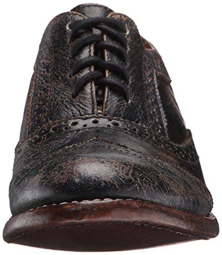 Shoe Women's Stu Handwash Lita Oxford Black Bed wf0IZqH