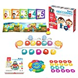 Cubico Kids' Coding, Play and Learn Coding Toy that Teaches Kids How to Code
