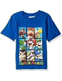 Boys' Super Mario Characters T-shirt