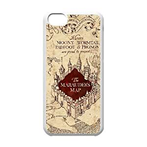 Hjqi - Personalized Harry Potter Phone Case, Harry Potter DIY Case for iPhone 5C