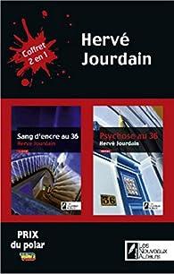 Coffret complet 2 en 1. Sang d'encre au 36 et Psychose au 36 par Hervé Jourdain