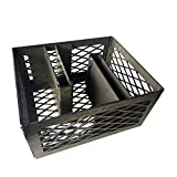 LavaLock Minion Method Charcoal Basket w/ 2 Maze Bars 12 x 10 x 6