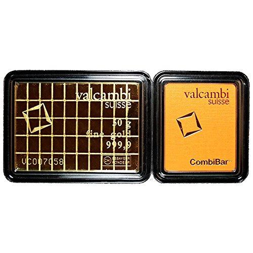 us-shipping-50-gram-valcambi-suisse-9999-fine-gold-combibar