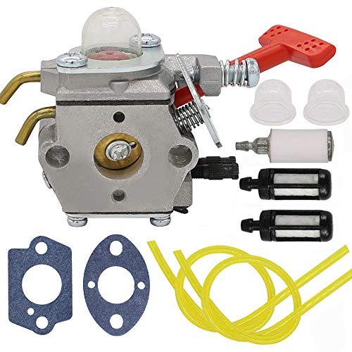 - Yooppa WT-458 Carburetor for Walbro WT-220 WT-318 WT-318X WT-165 WT-71C WT-220X WT-476-1 WT-476 WT-458 A07139 A03003 A03002 Homelite 07256B Ultra 25CC A04445A String Trimmers